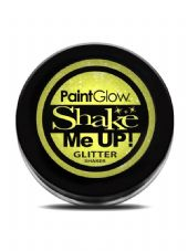 Paint Glow Glitter Pot in Sherbet Lemon